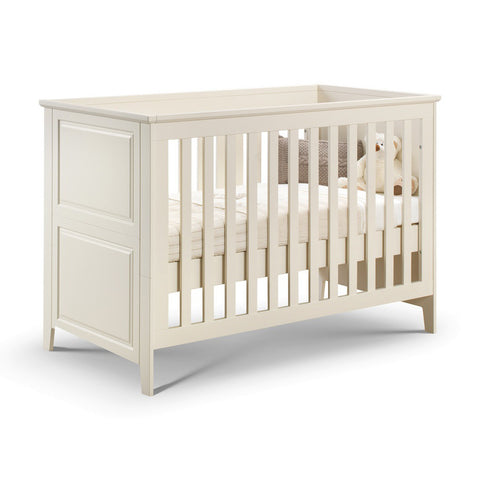 Picture of Cameo - Cotbed/Toddler Bed - Stone White