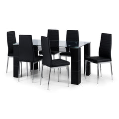 Greenwich - Dining Table - Black
