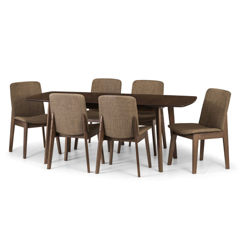 Picture of Kensington - Dining Set - Walnut