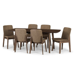 Kensington - Dining Set - Walnut