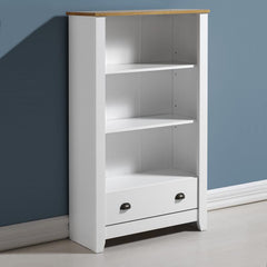 Ludlow - Bookcase - Painted White