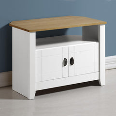 Ludlow - TV Unit - Painted White