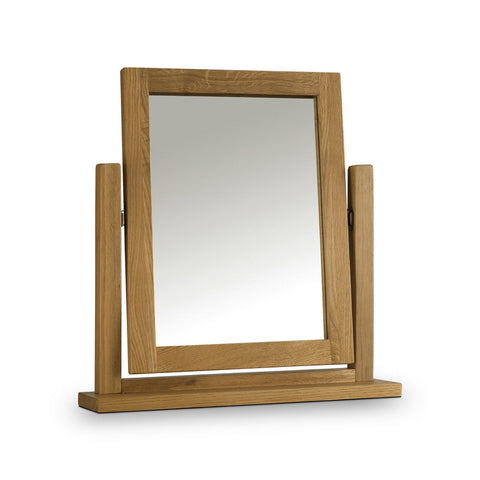 Picture of Marlborough - Dressing Table Mirror - Oak