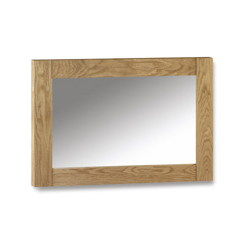 Picture of Marlborough - Wall Mirror - Oak
