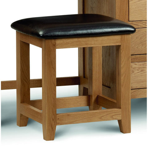 Picture of Marlborough - Dressing Table Stool - Oak