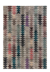 Moda  Patterned Pure Wool Rug