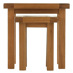 Oakham - Nest of 2 Tables - Oak