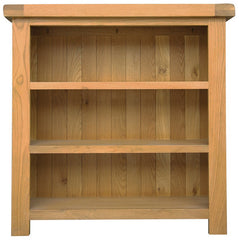 Oakham - Small Bookcase - Oak
