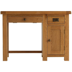 Oakham - Computer Desk -Oak