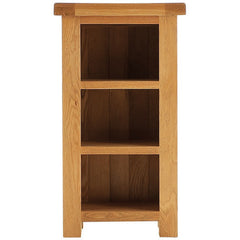 Oakham - Narrow Bookcase - Oak
