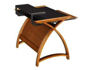 Picture of Jual PC201- 900 Computer Desk - Walnut