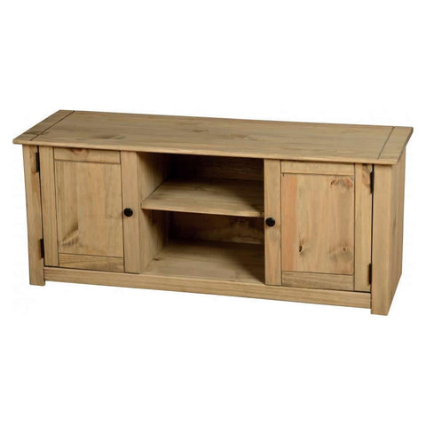 Picture of Panama - 2 Door Flatscreen TV Unit - Pine