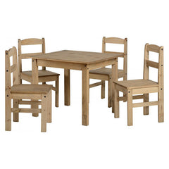 Panama - Dining Set - Pine
