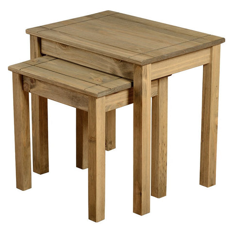 Picture of Panama - Nest of Tables - Pine