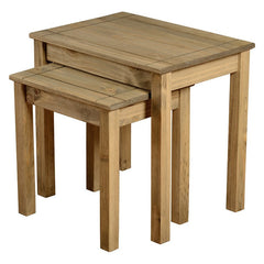 Panama - Nest of Tables - Pine