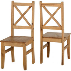 Salvador - Dining Chair - Pine