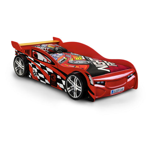 Picture of Scorpion - Racer Bed - Red