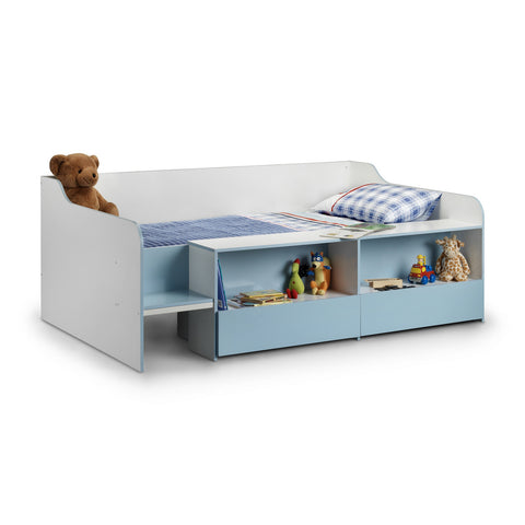 Picture of Stella - Low Sleeper - White and Blue