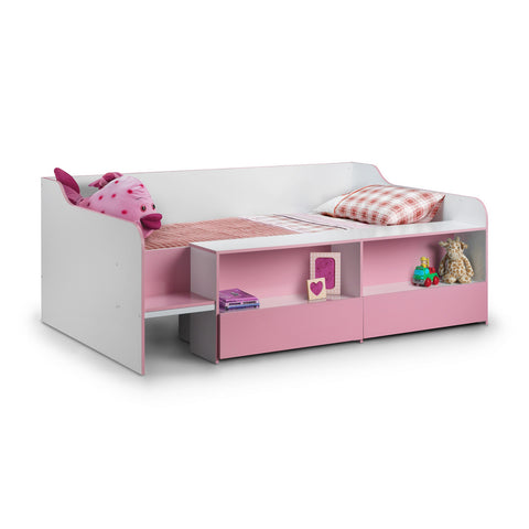 Picture of Stella - Low Sleeper - White and Pink
