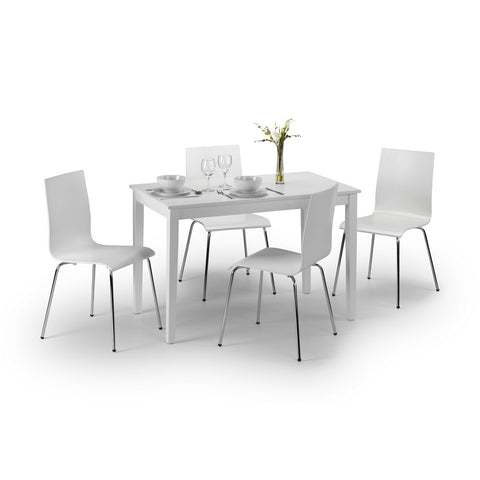 Picture of Taku - Dining Table - White