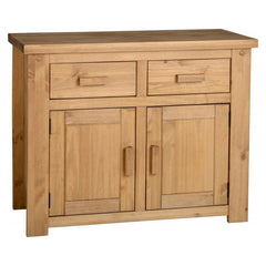 Tortilla - 2 Door 2 Drawer Sideboard - Pine