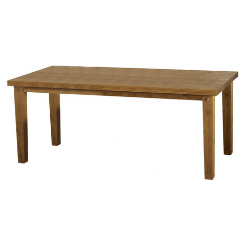 Picture of Tortilla - 6ft Dining Table - Pine
