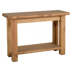 Tortilla - Console Table - Pine