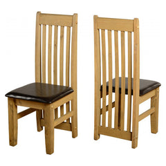 Tortilla - Dining Chair - Pine