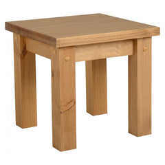 Tortilla - Lamp Table - Pine