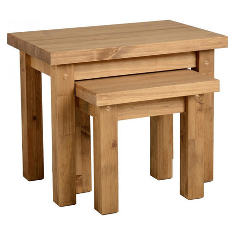 Picture of Tortilla - Nest of Tables - Pine