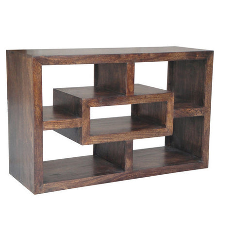 Picture of Dakota Yoga 005 - TV Unit - Dark Mango