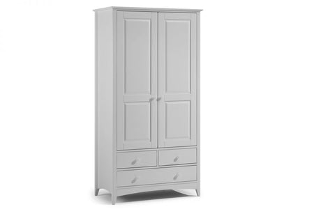 Picture of Cameo Combination Wardrobe - Dove Grey