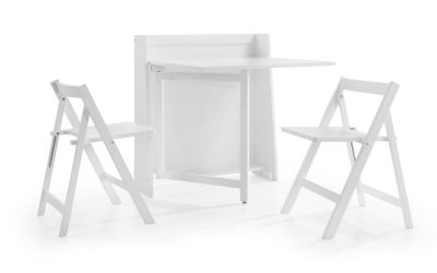 Picture of Helsinki Dining Set - White