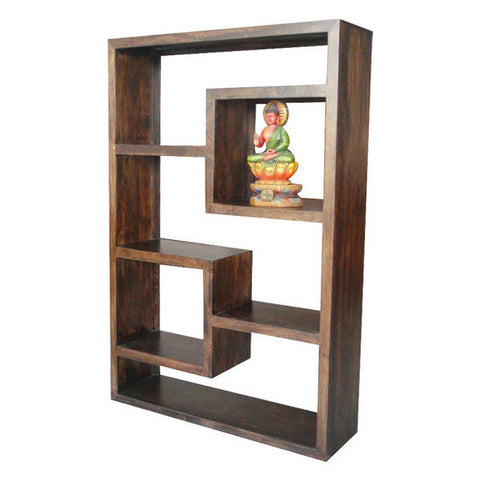 Picture of Dakota Yoga 006 - Display Unit - Dark Mango