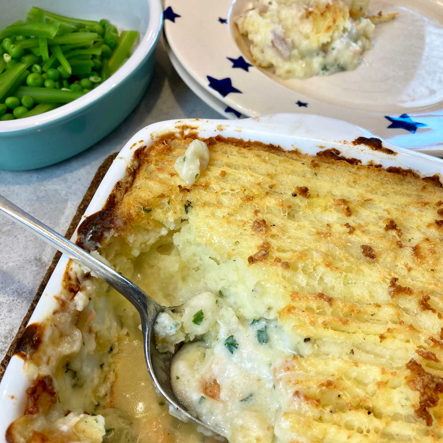 Family Fish Pie