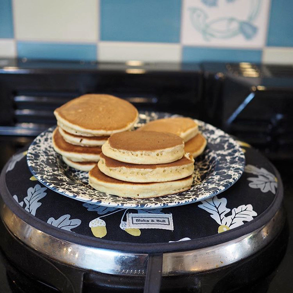 Home Schooling? Start Monday With A Pancake Recipe Lesson!