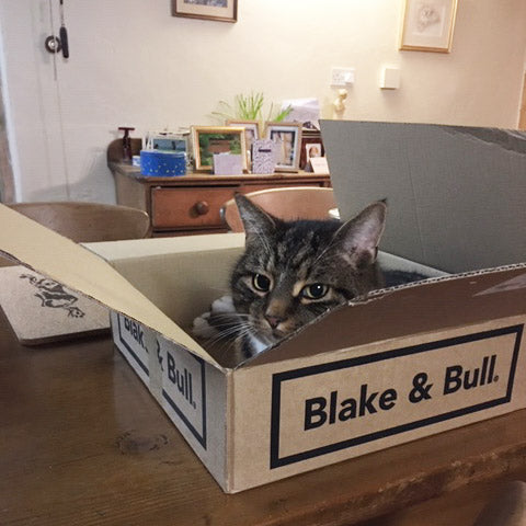 Blake & Bull sustainability, recycling options!