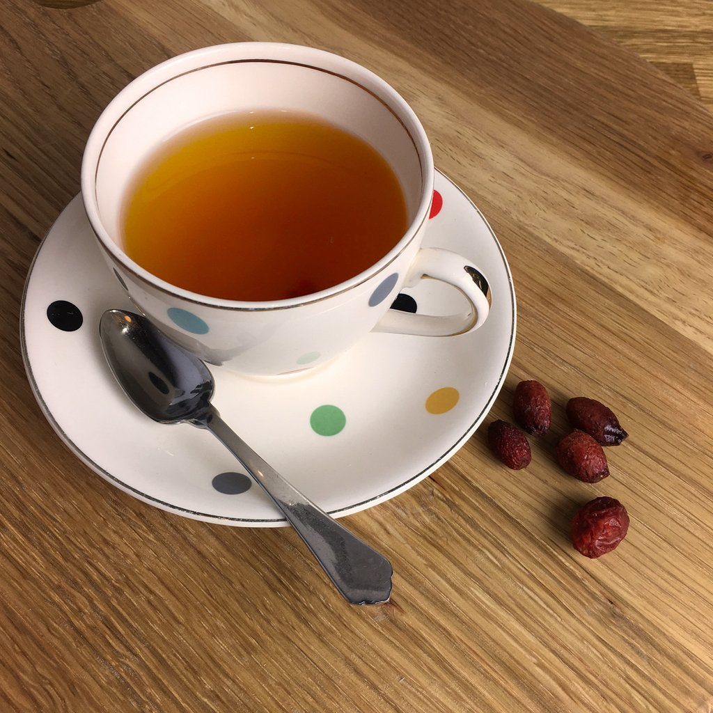 Wild Dog Rose Hip & Cardamon Tea