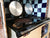 2 oven Aga range cooker re-enamelled