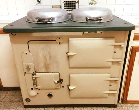 The Aga Model C or 47/10 Range Cooker