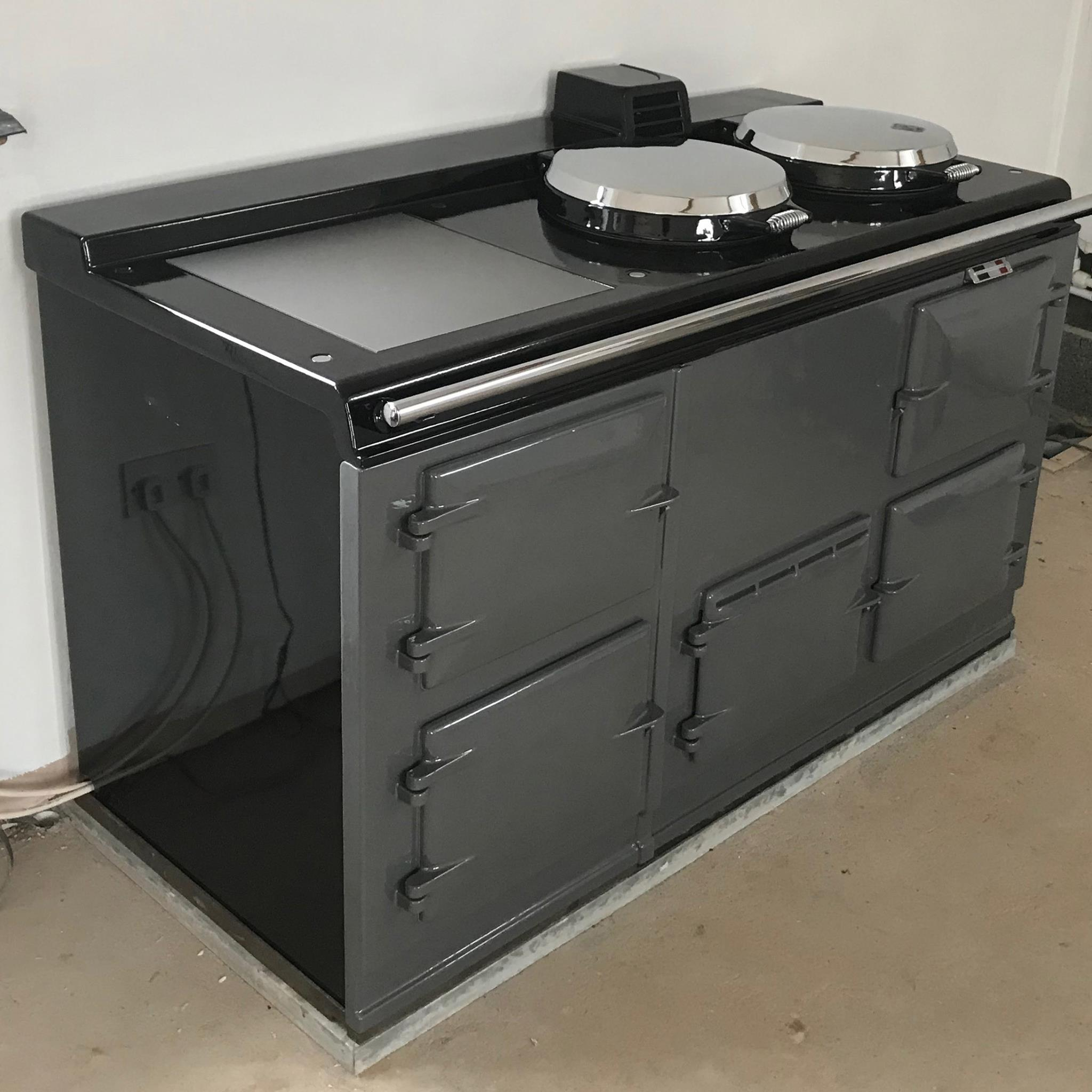 Refurbished Aga range cooker
