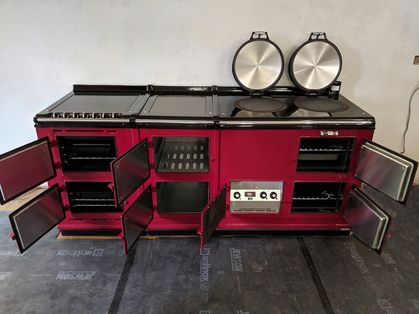 cool aga range cooker