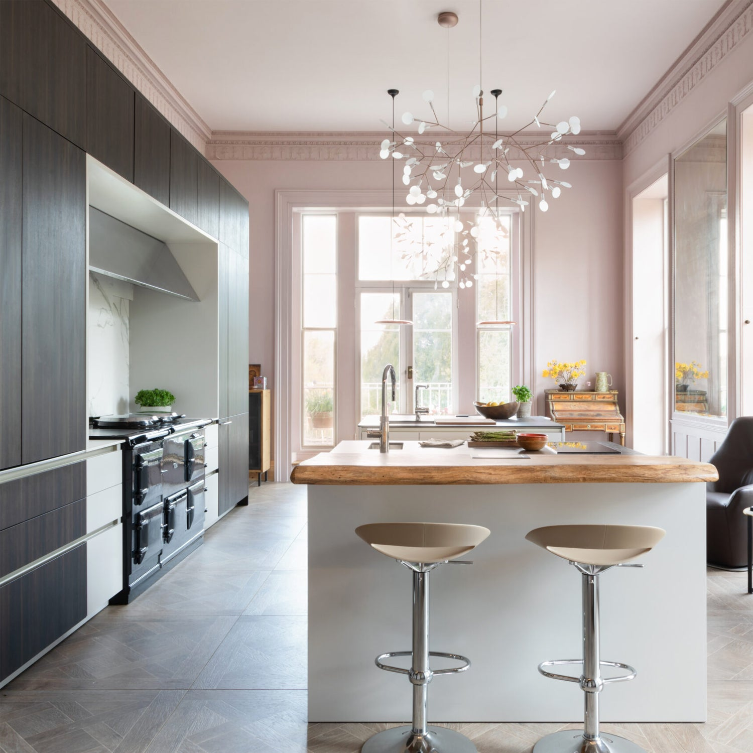 Kitchen Design by The Myers Touch