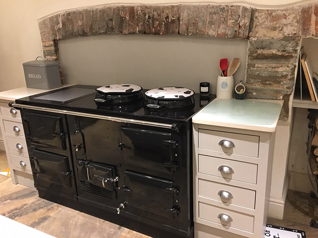 How does a converted aga range cooker cook? A review for a blake and bull converted aga range cooker