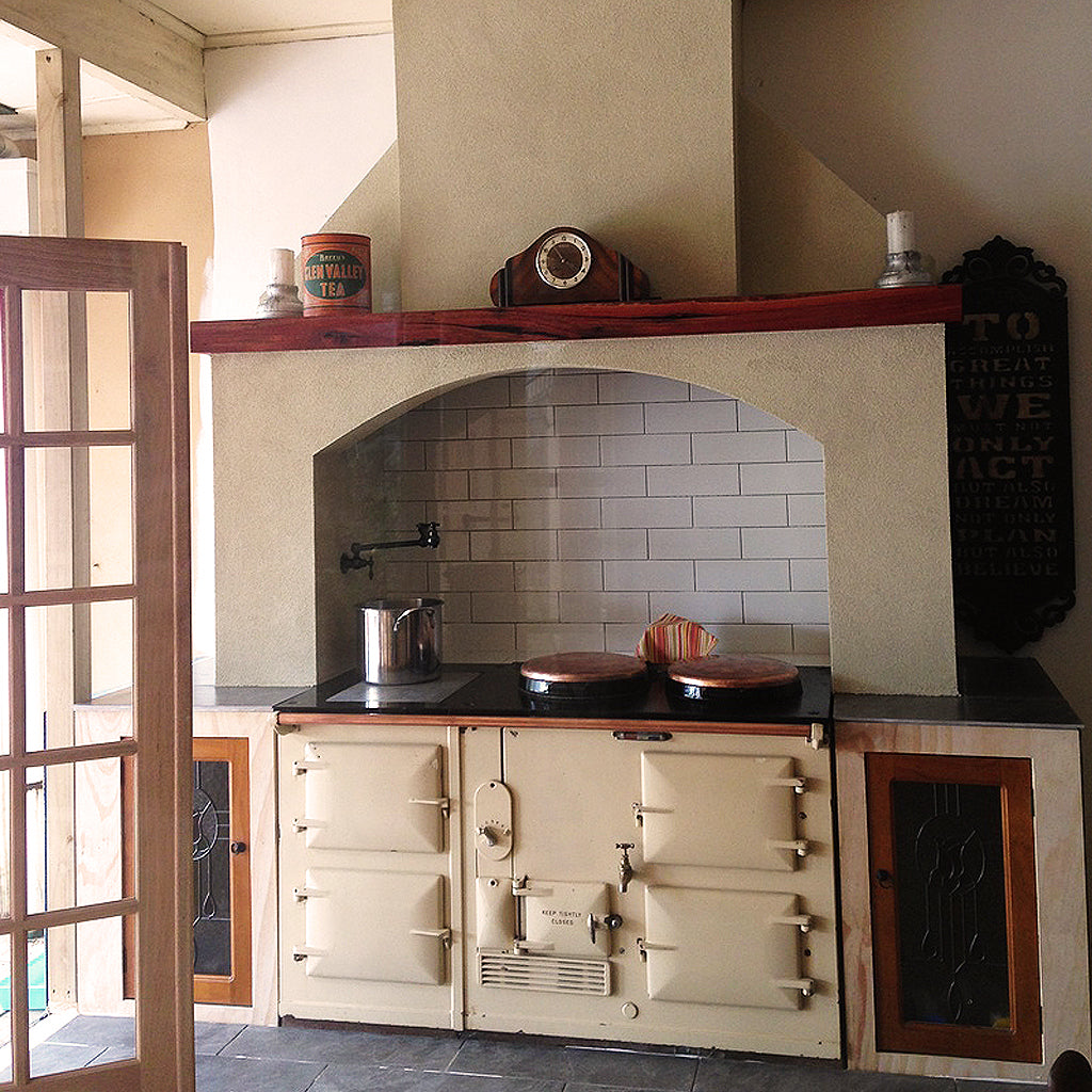 Australian Aga range cooker with copper domes a review for Blake and bull services