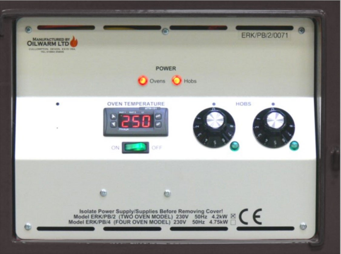 Electric manual user guide