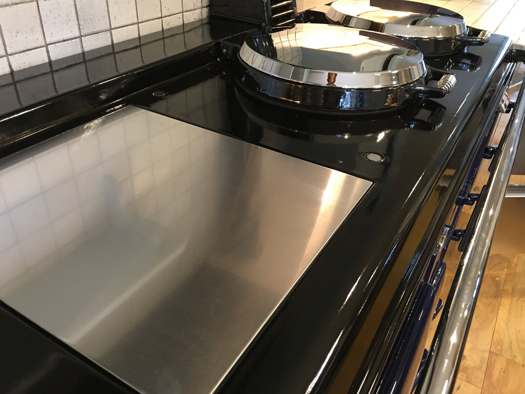4 oven Aga one piece pre 74 Aga hob re-enamelled