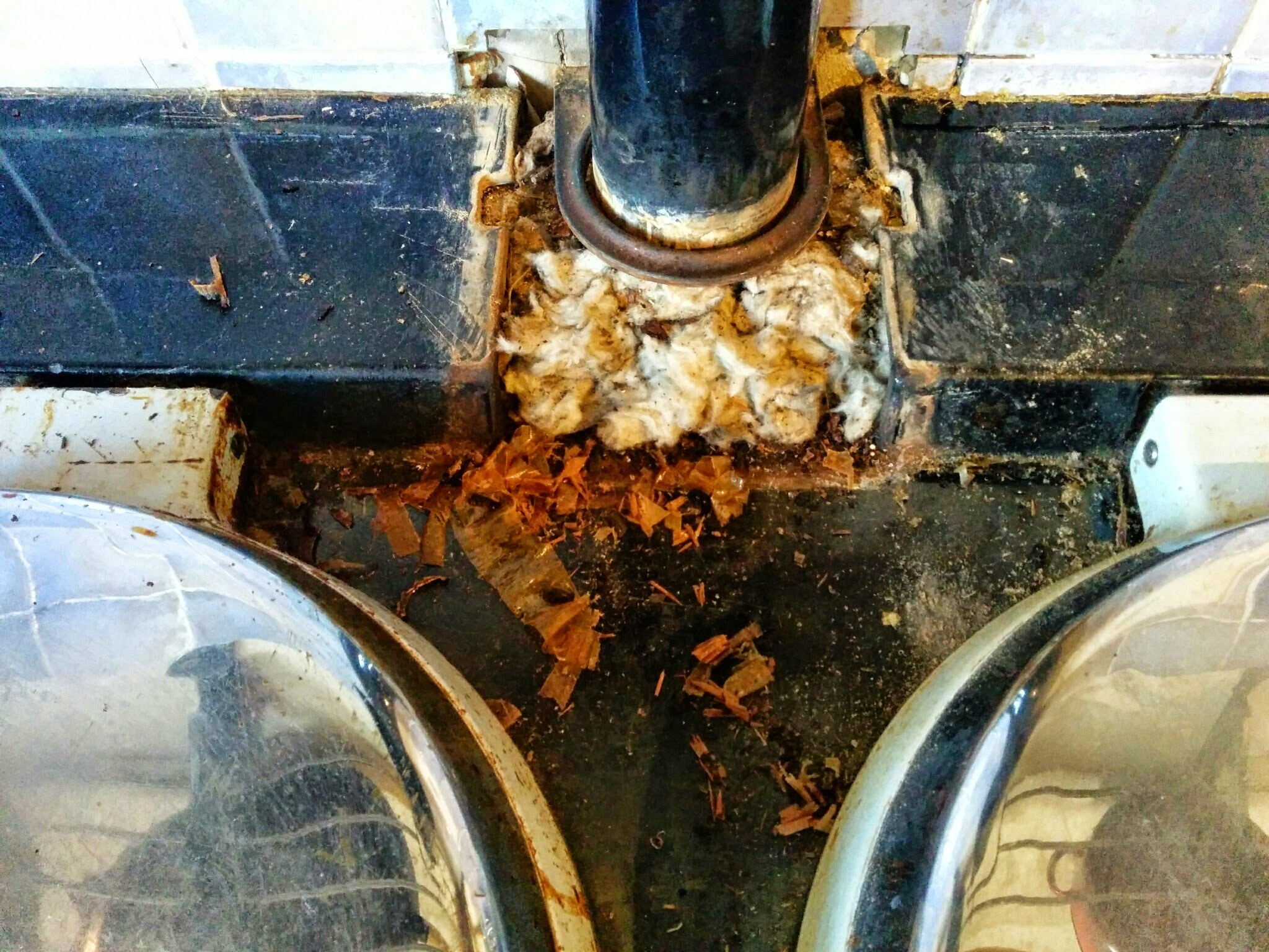 How to clean an AGA range cooker