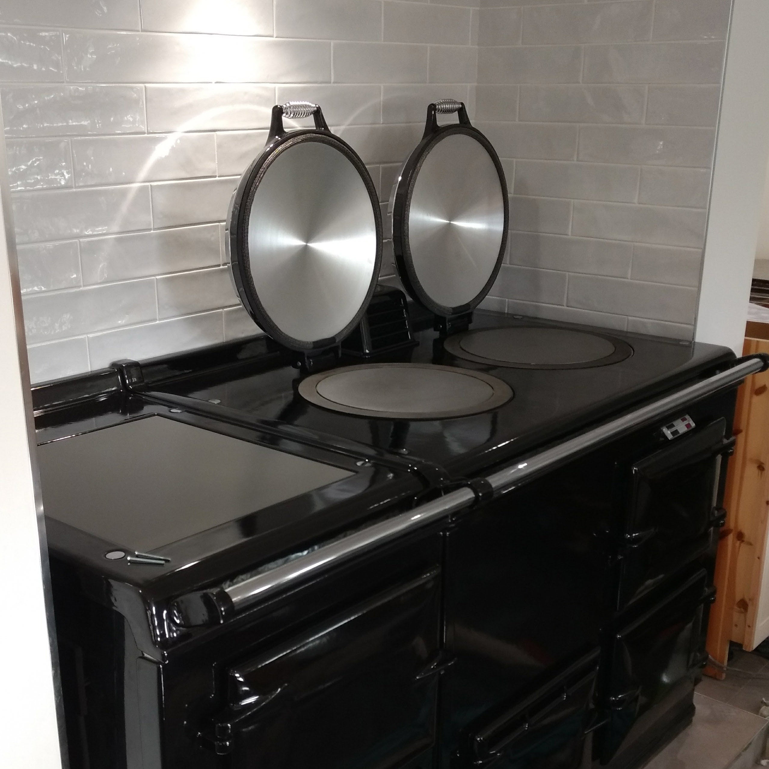 Reconditioned Aga range cooker