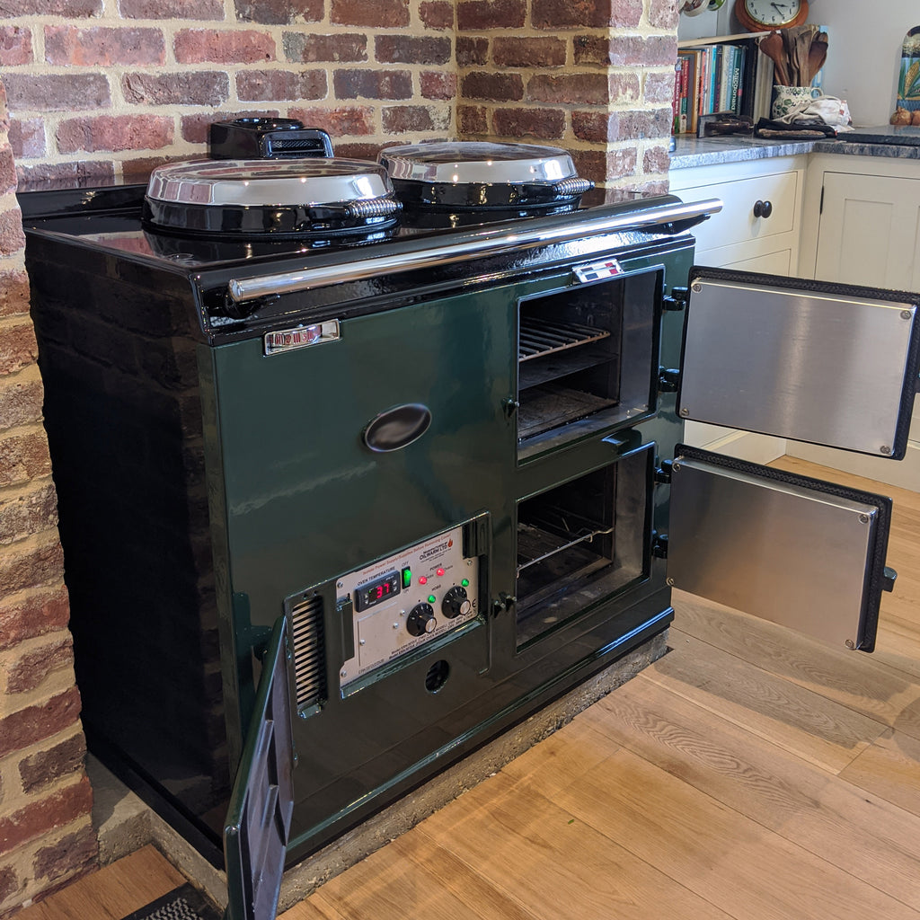 electric aga range cooker